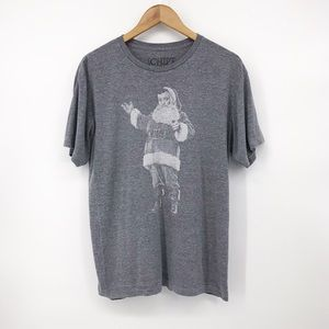 Chive Tees : Murray Christmas Graphic Tee Large